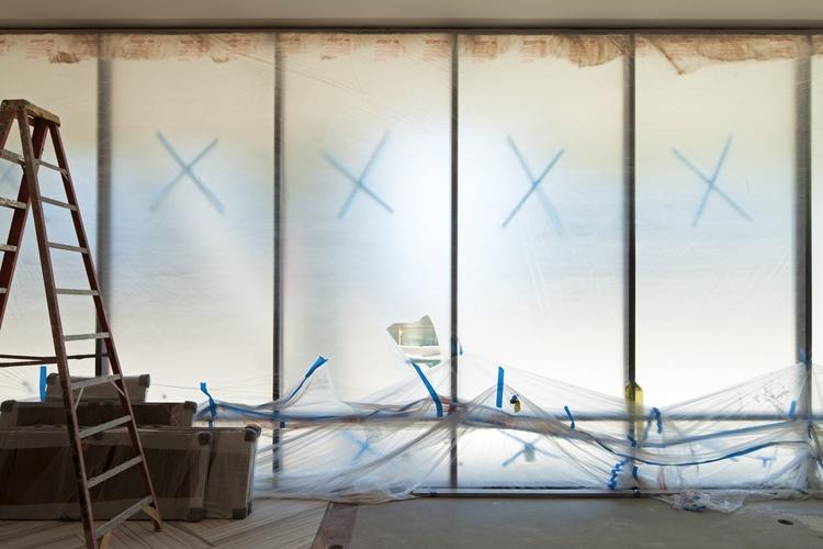 Construction Site Interior, Los - odouglas | ello