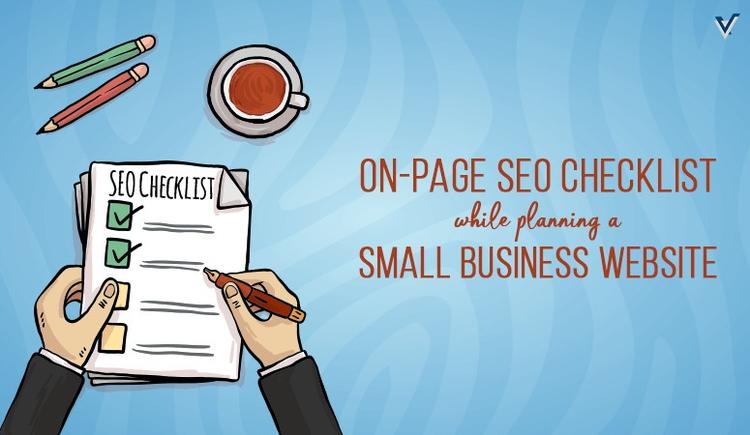 Page Planning - SEOChecklist,, SmallBusinessWebsite - vedweb | ello