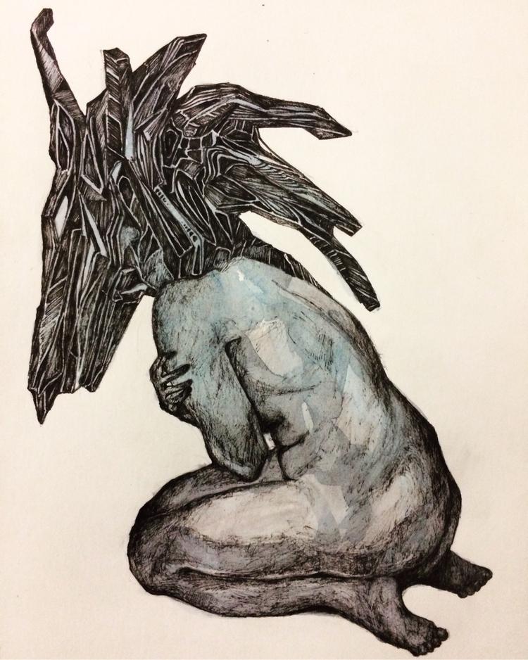 Title: Core Values - art, watercolor - jacobbayneartist   ello