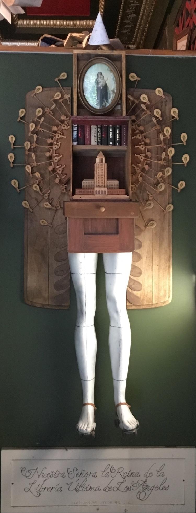 Lady Queen Angels David Lovejoy - lovejoyart | ello