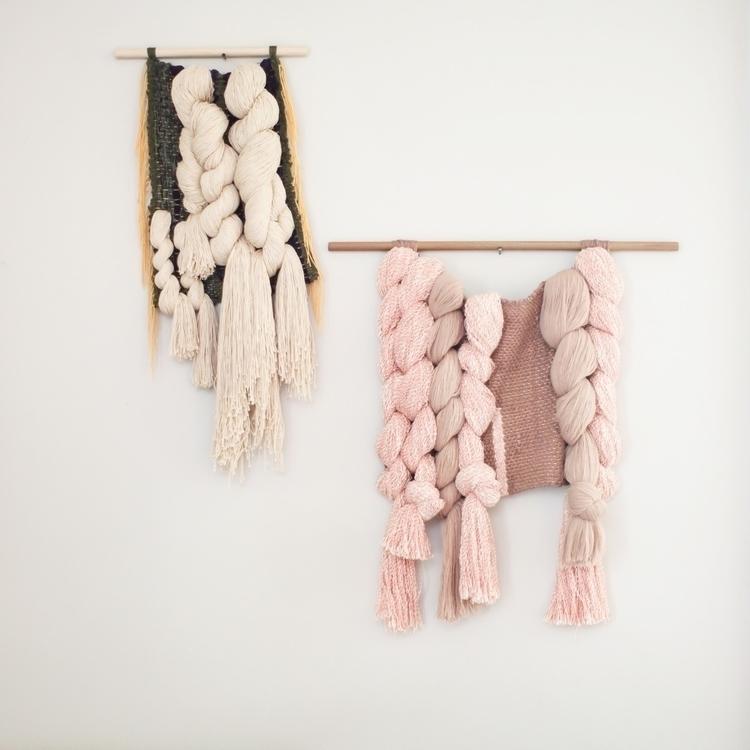 Soul sisters - weaving, fiberart - smoothhills | ello