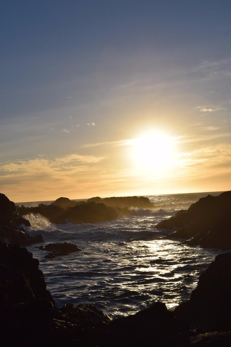 Ucluelet sunset - beach, nature - f-delancey | ello
