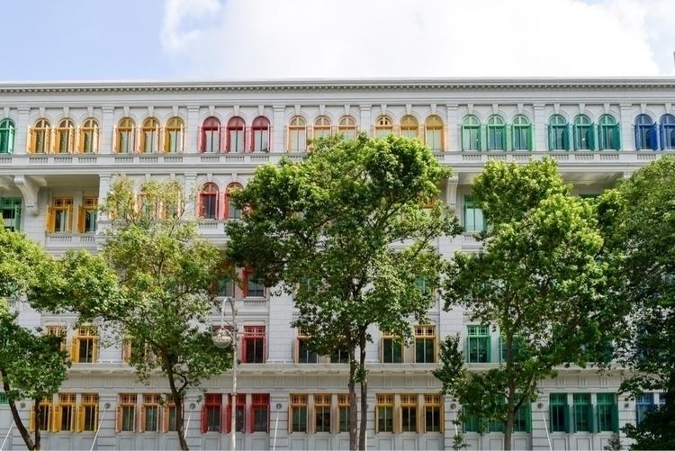 Architecture | Edition 2 Singap - thereshegoesnow | ello