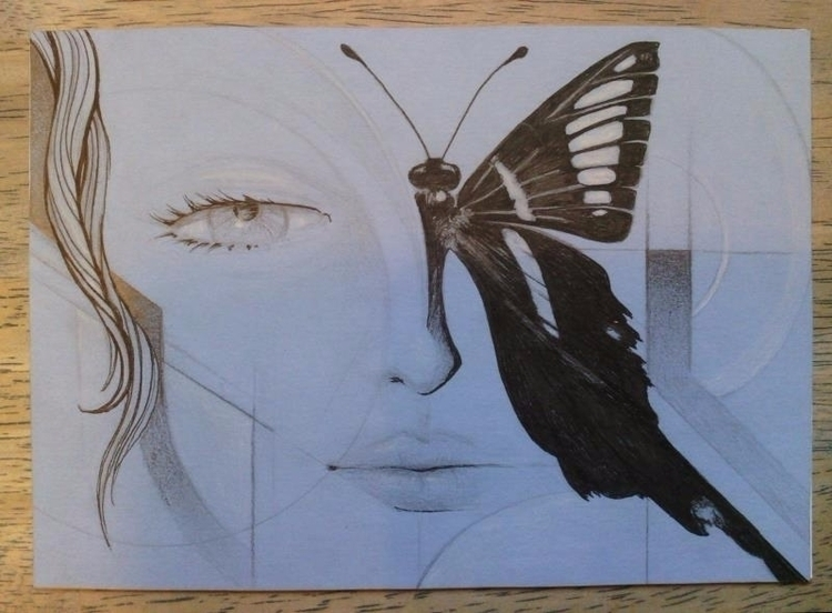 donated drawing Artworks Cincin - sya | ello