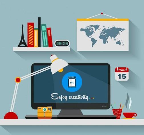 SSD visit: web hosting company - gpdhosting | ello