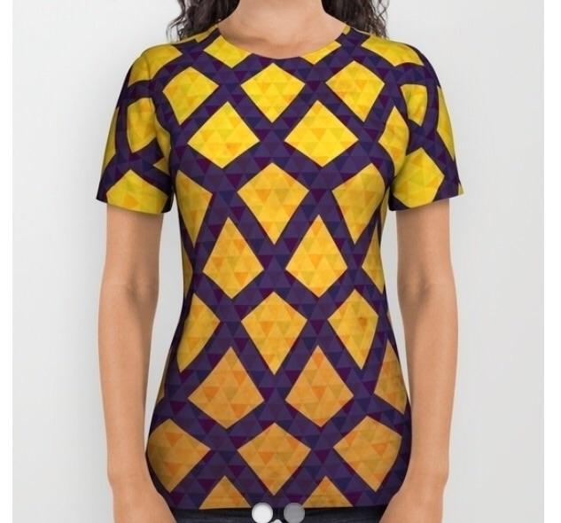 La Lux . design - tee, tshirt, yello - trinkl | ello
