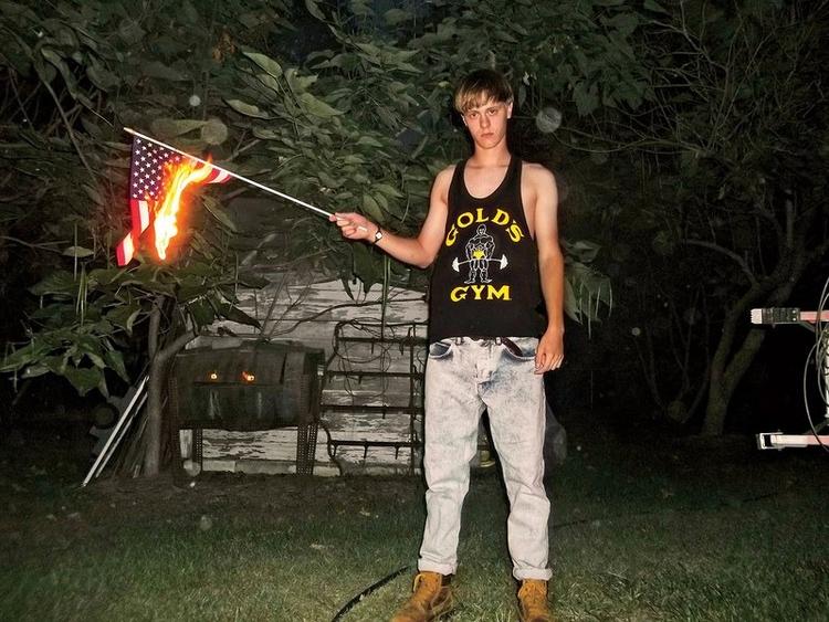 American Terrorist: Making Dyla - ferdiz | ello