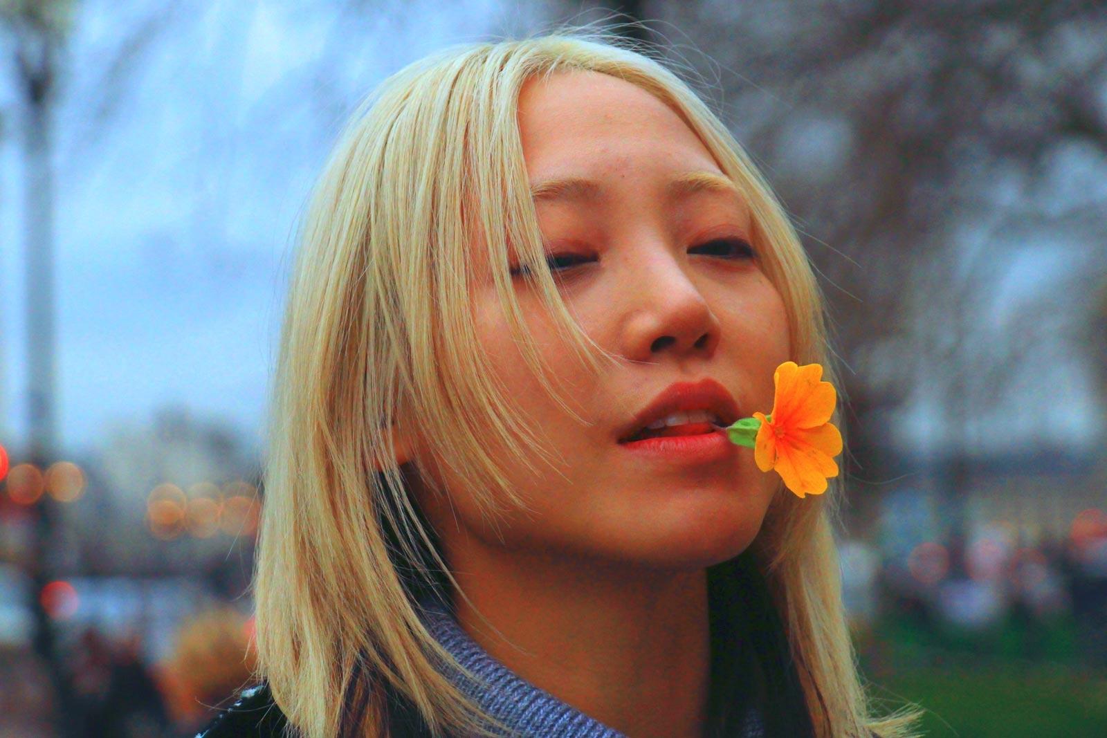 Soo Joo Park (3 photos - photography - fashionsnap | ello