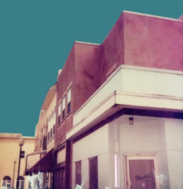 Main Street - Polaroid, photography - jkalamarz | ello