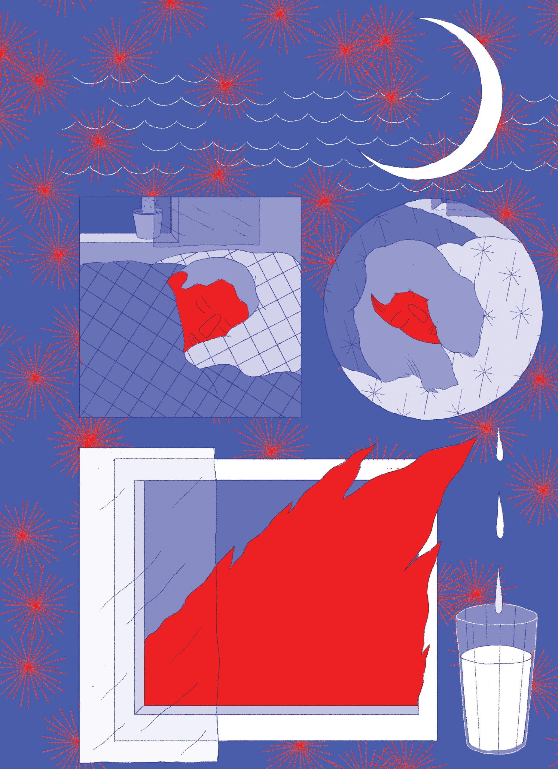 HEAT flow sleep dreams time fir - margot-dreams | ello