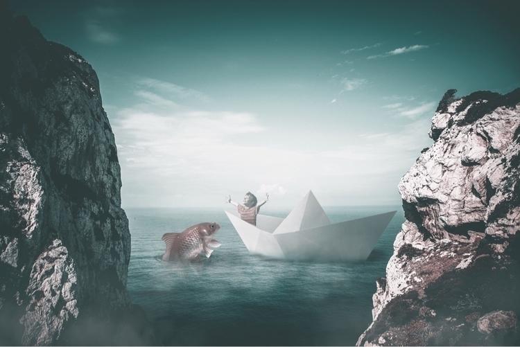 Paper boats - pissed | ello