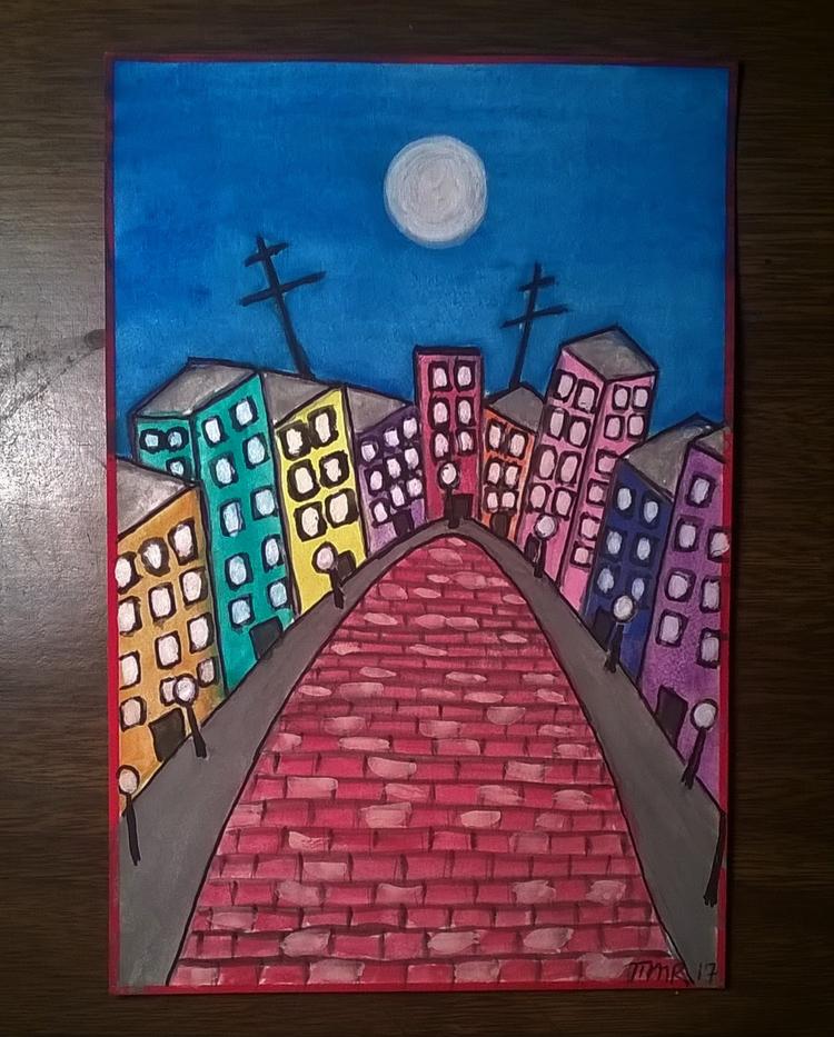 Rivera watercolors Submitted [U - teerivsaid | ello