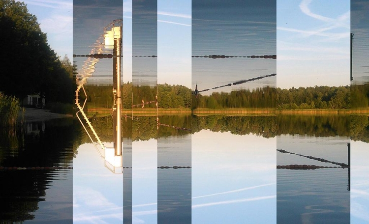 deconstructed, reflections, water - quodvide   ello