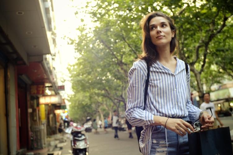 street, fashion, streetstyle - blupace | ello