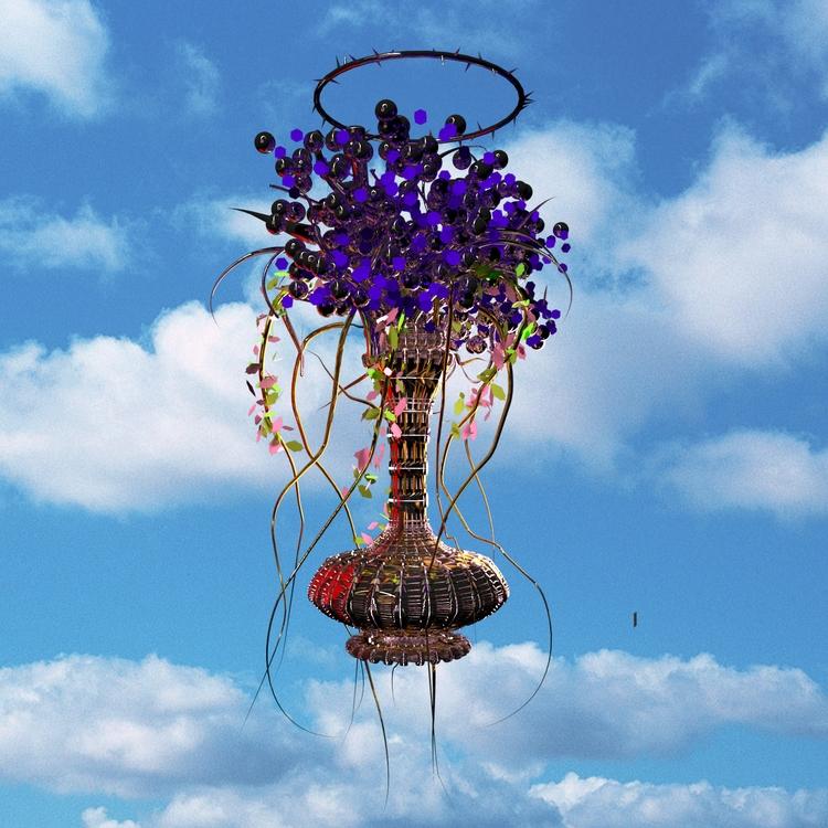 Heavily inspired René Magritte  - mos | ello
