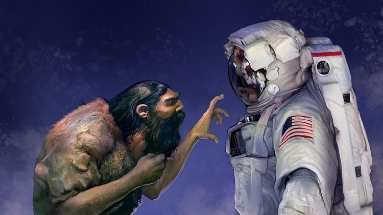 Del homo sapiens al «homo cosmo - codigooculto | ello