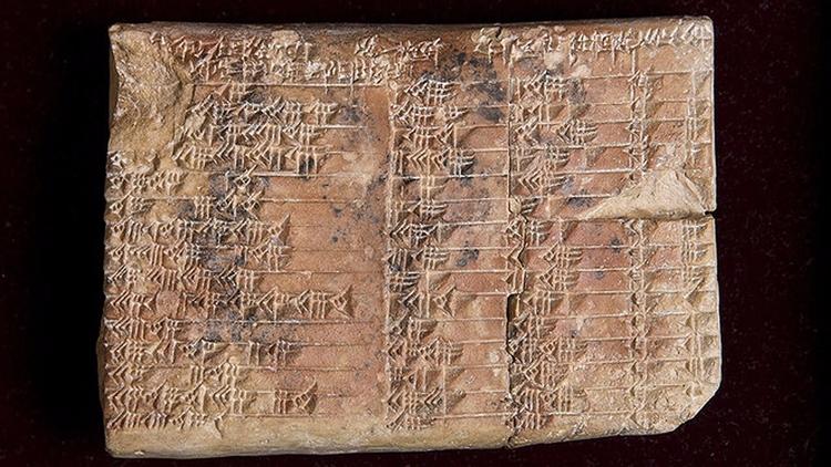 Esta tablilla babilónica escond - codigooculto | ello
