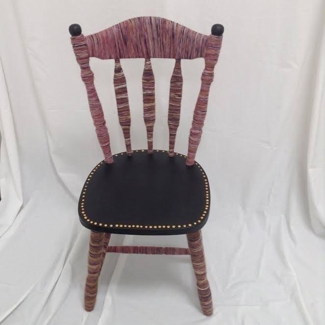Powell Art Chair Live Auction d - laurabalducci   ello