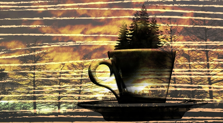 Cup Tea :coffee:️ - tyland | ello