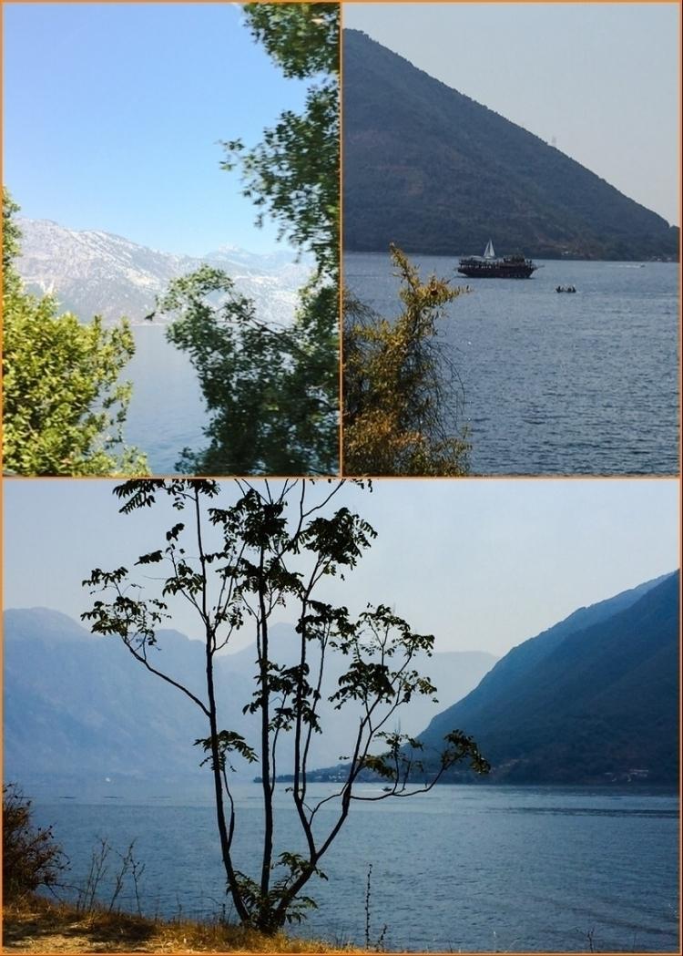 bay Kotor - Montenegro, summer, Balkans - sacrecour | ello