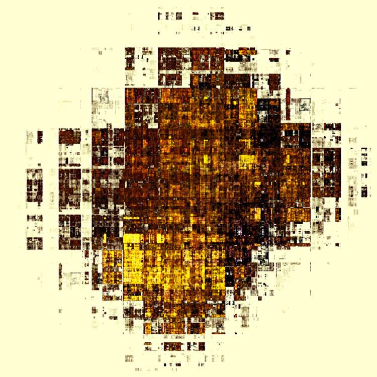 - 170827 - fractal, gnarly, gnarlism - alexmclaren | ello