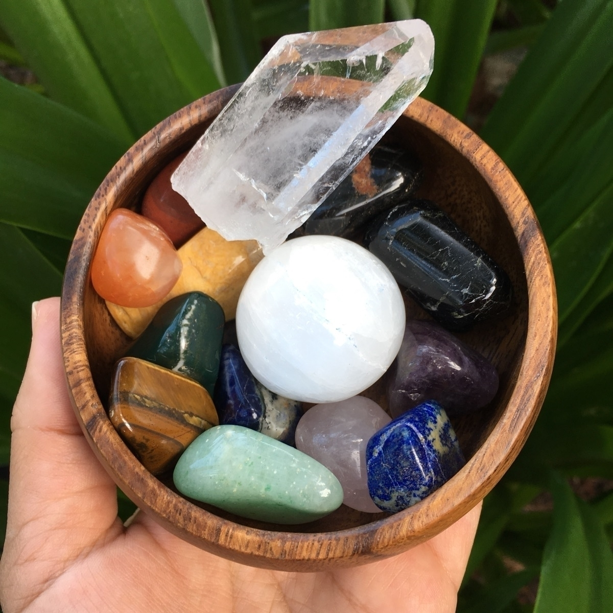 wonderful Chakra Bowl Instagram - thesacredcrystal | ello