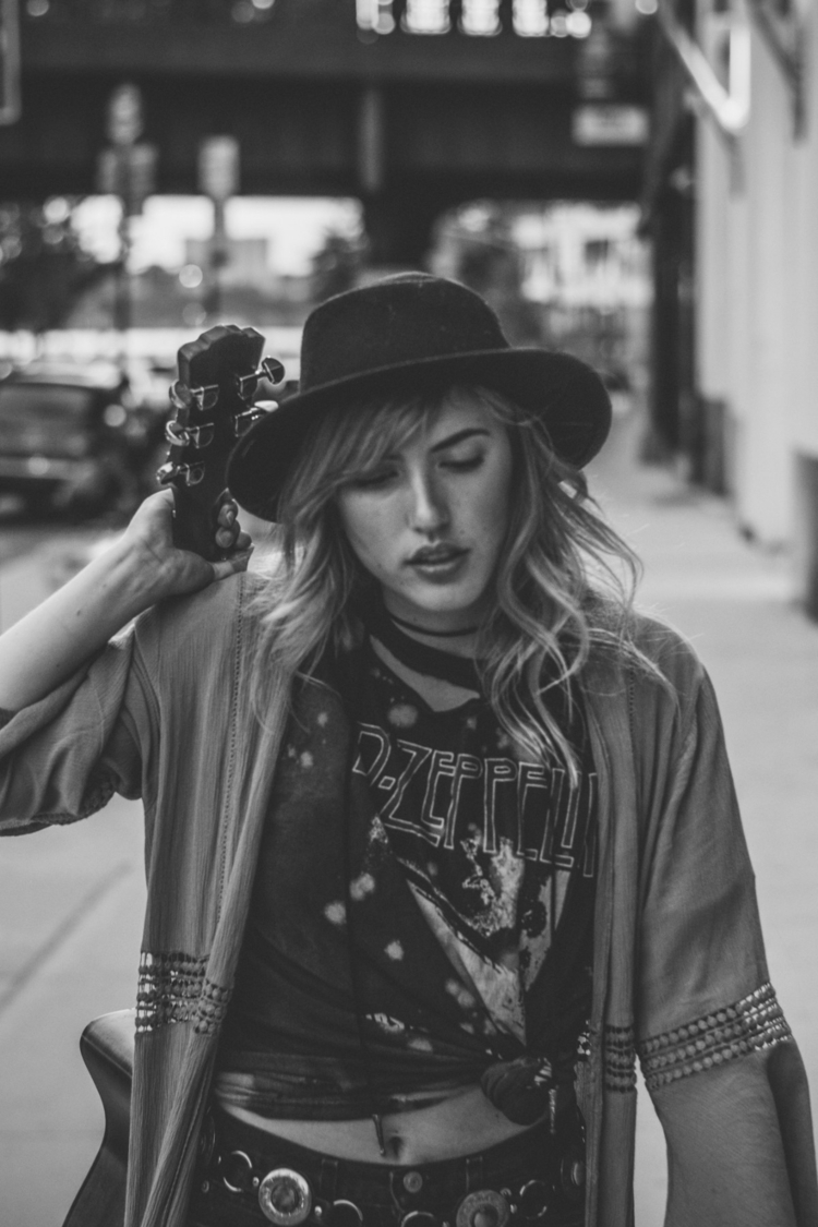 singer-songwriter Jacqueline Li - iangarrickmason | ello