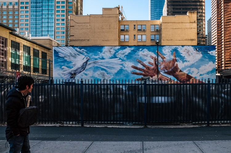 Calgary Street Photograthie - downtown - photograthie | ello