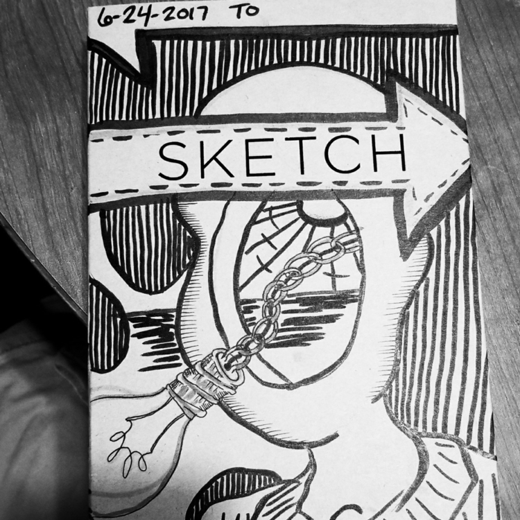 fill sketch books. bit creative - cfightmaster | ello