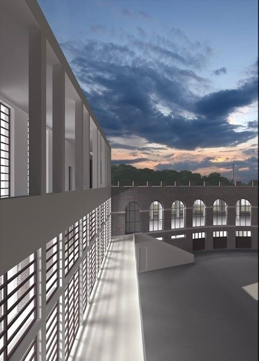 Pescara - exaurum, architecture - pierluigipacearchitecture | ello