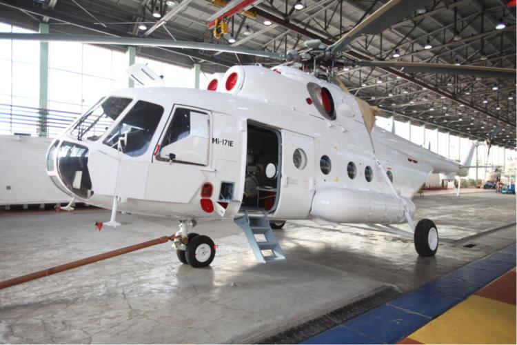 HELICOPTERs 2016/2017 Mi-171E S - iccjet | ello