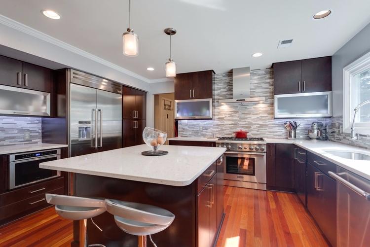 evident; kitchens longer small  - evelynamelia | ello