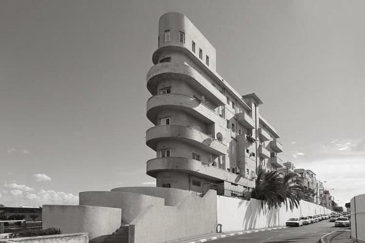 Simeon Levi House, Tel Aviv - A - bauhaus-movement | ello