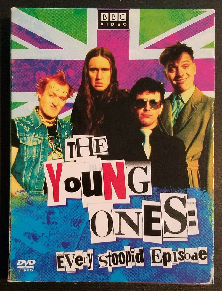 """""""REVIEW: Young 1986, discovered - richardfyates   ello"""
