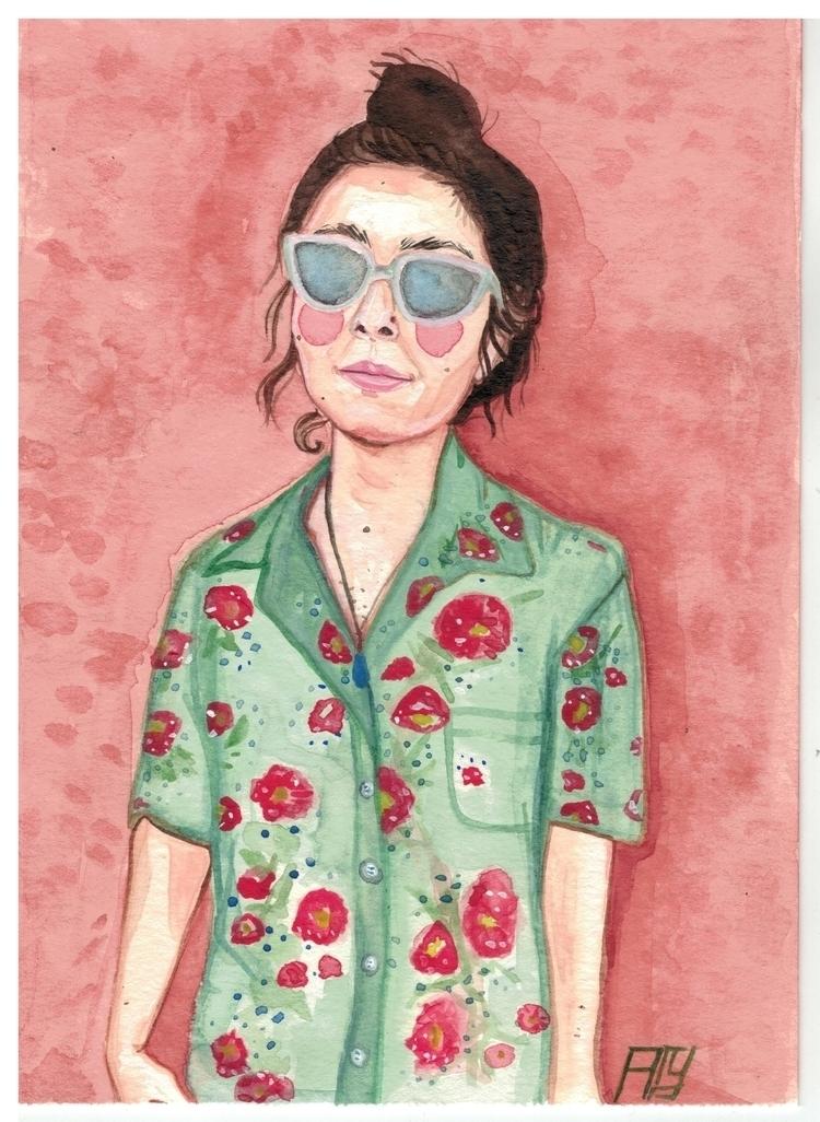 vintage, shirt, blessthelady - rity_a | ello