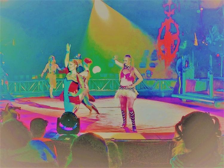 Circus - circus, performers, entertainment - sirhowardlee | ello