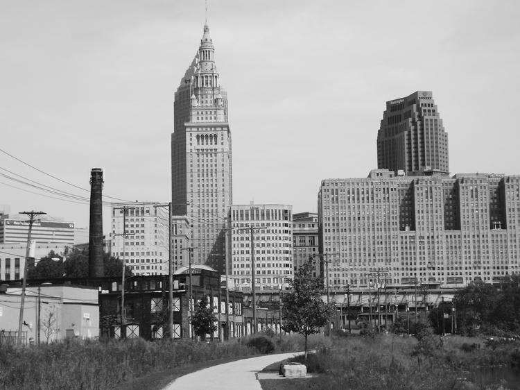 Terminal Tower Flats Cleveland - twogreenthumbs | ello