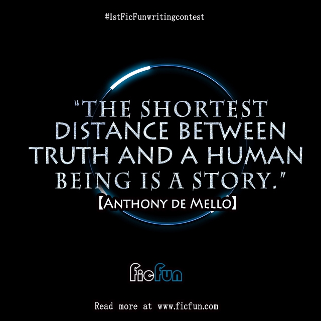 shorten distance truth share - writing - ficfun | ello