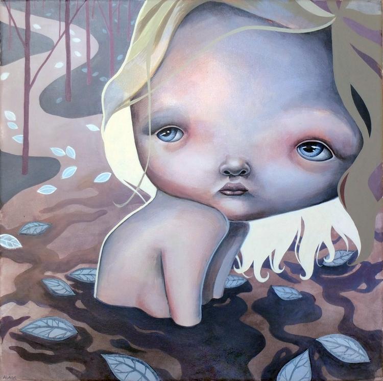 artist Norway, create beautiful - anneangel   ello