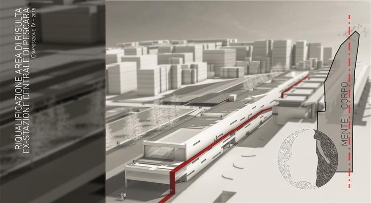 Redevelopment area central stat - pierluigipacearchitecture   ello