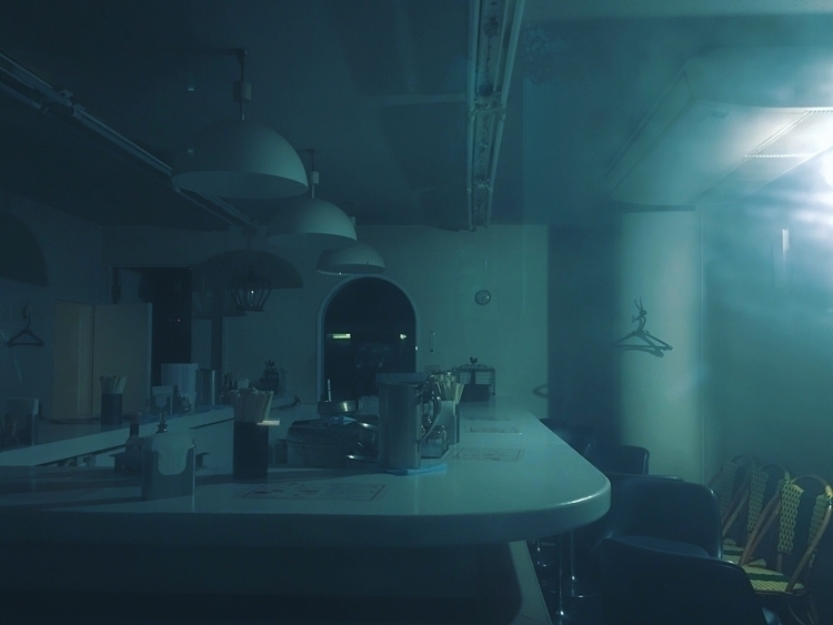 dark exist - words, quotes, diner - ahsheegrek | ello