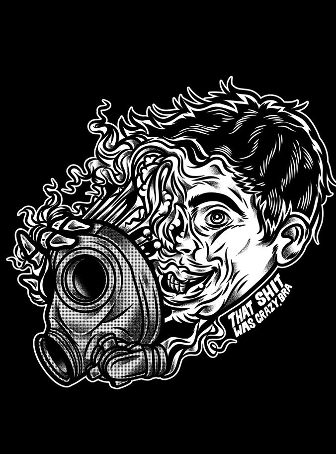 CHENOKIDS Illustration - podridosarmy - manuelcetina | ello