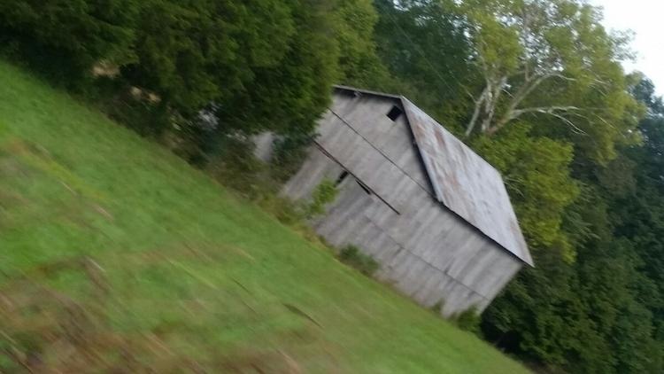 Road - barns, oldbarns, ifbarnscouldtalk - poetic1   ello