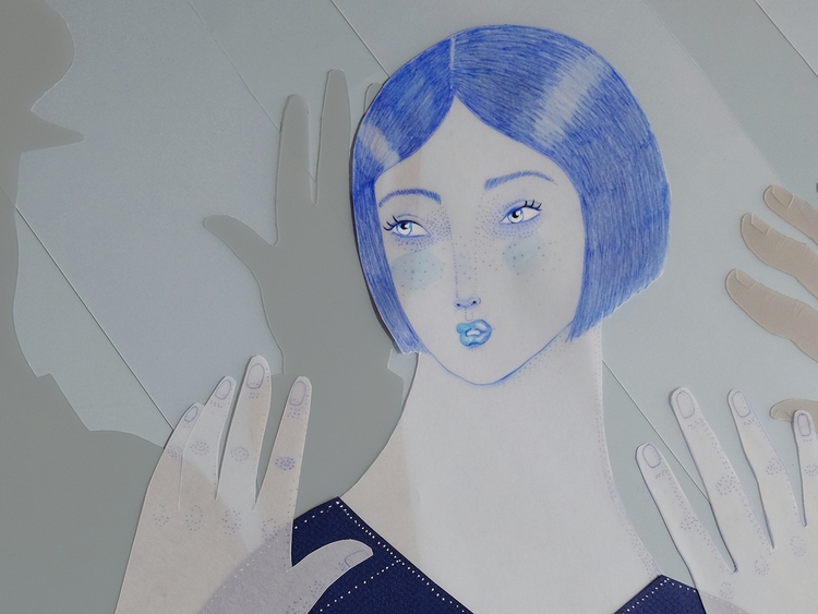stop creativity impossible - surrealism - soniaalins   ello