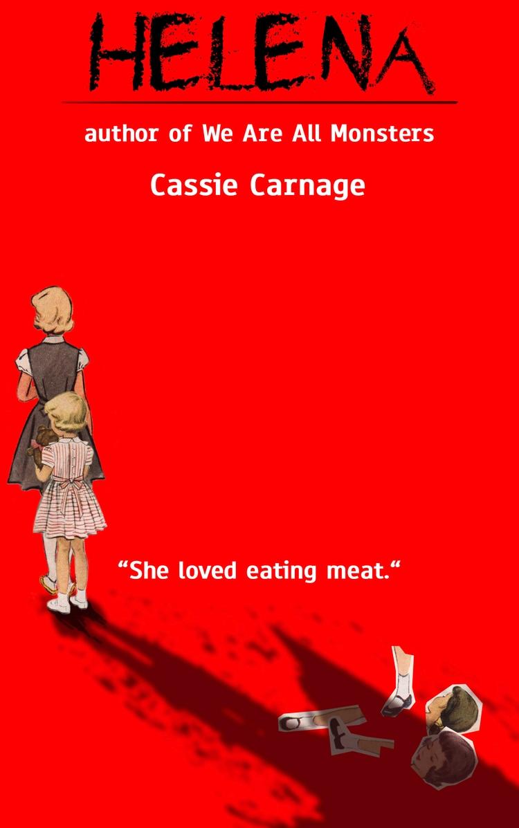 FREEEEEE! Ebook - horror - cassiecarnage | ello