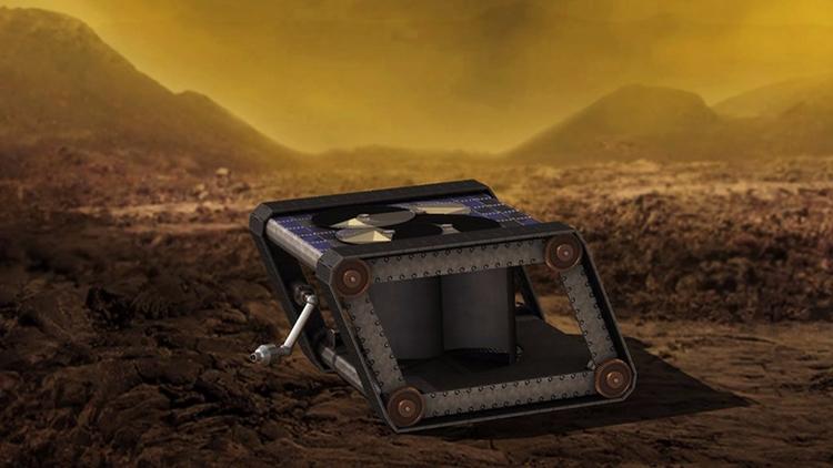 Este Rover Mecánico podría ser  - codigooculto | ello