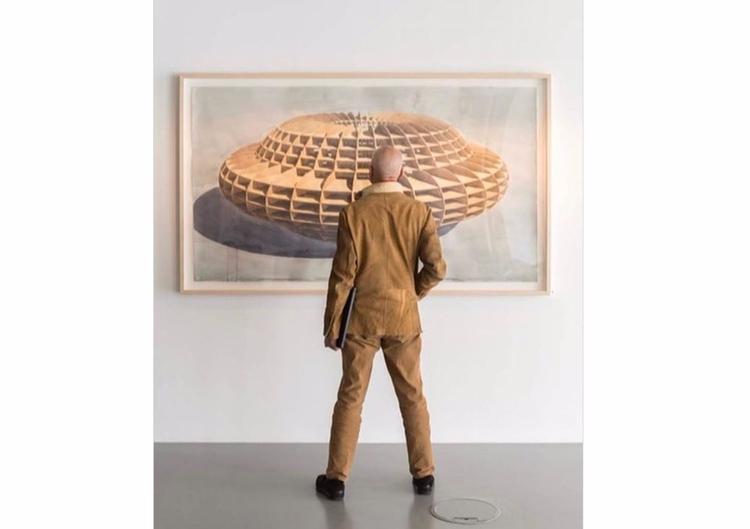 Norman Foster 82 Instagrams - architecture - valosalo | ello