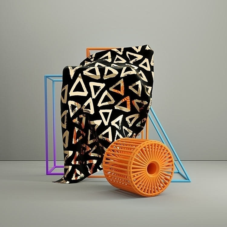 THINGZ - sculpture, wire, MTL, Minimal - aaaronkaufman | ello
