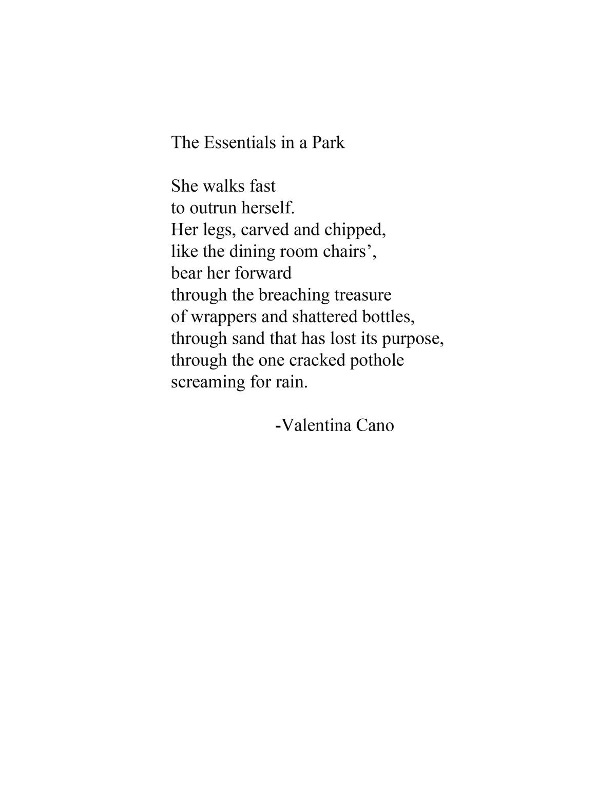 poetry, poet, writing, writer - valentinacano | ello