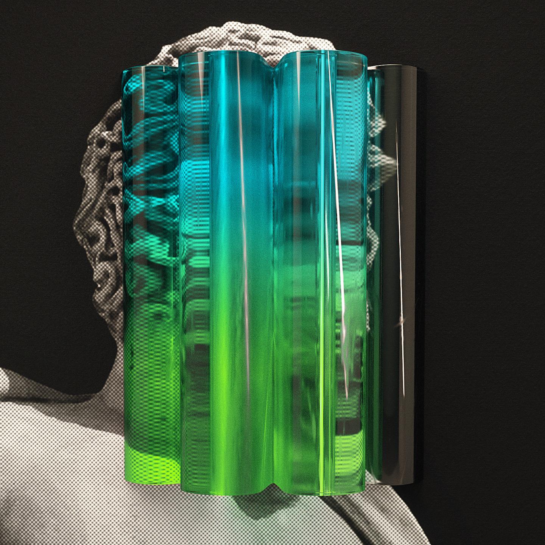 PCS - 3D, 2D, Color, Digital, abstract - aaaronkaufman | ello